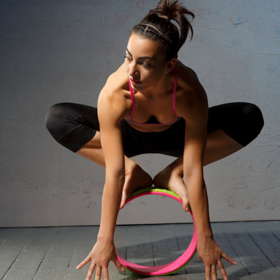 Fitness & Pilates hjul