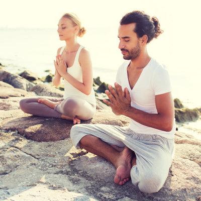 Meditation kläder