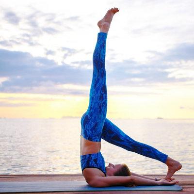 Professionella yogamattor