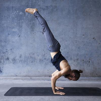 Yoga byxor män