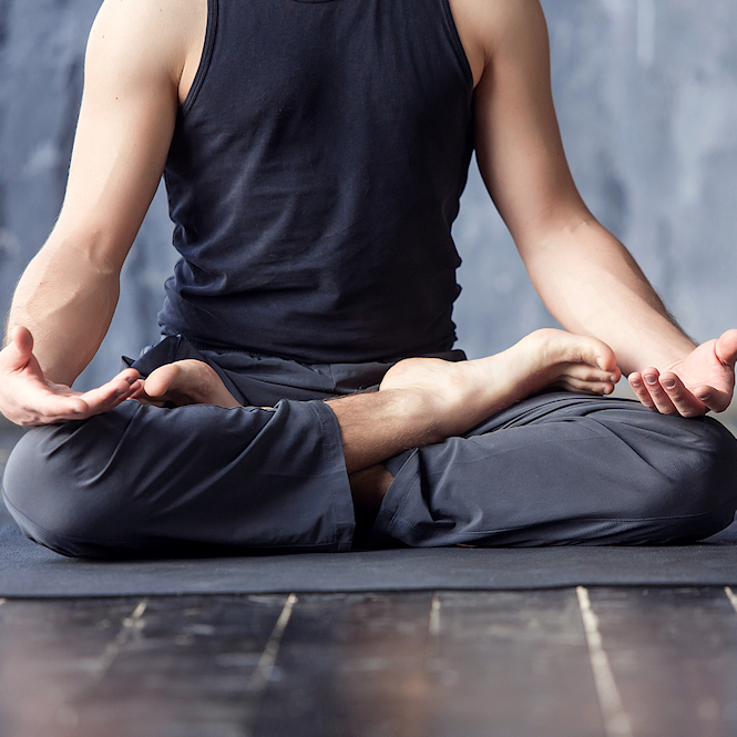 Yoga tops män