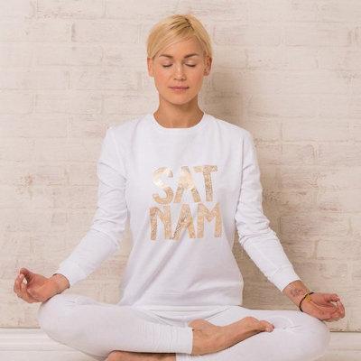 Yoga tröjor kvinnor